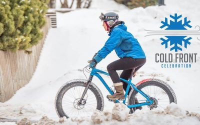 Winter Bike Week: Group Ride to Cold Front Kick-off