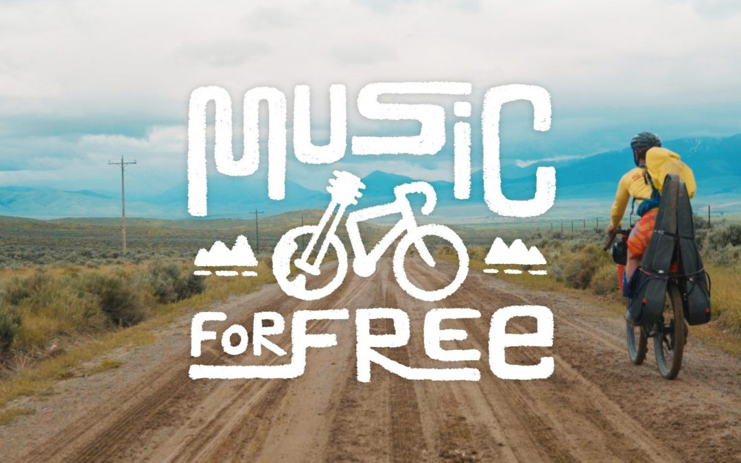 """""""Music for Free"""" film featuring Ben Weaver and Alexandera Houchin on November 8"""